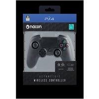 Nacon PS4 Black Asymmetric Wireless Controller Black