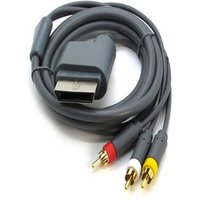 AV - RCA cable for XBOX