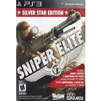 PS3 SNIPER ELITE V2 SILVER STAR