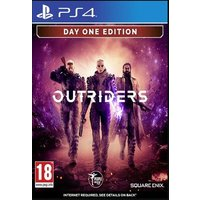 PS4 Outriders - Day One Edition   Physical Copy   (PS4)