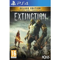 PS4 EXTINCTION DELUXE EDITION ALL (Physical)