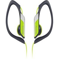 Sports Headphones Panasonic RP HS34E Lime