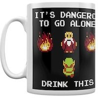 The Legend of Zelda Drink This Mug