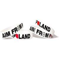 AIM FROM POLAND - Wristband