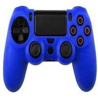 Silicone Protect Case BLUE (PS4) Blue