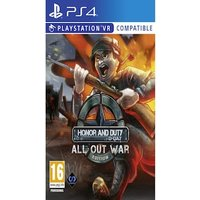 PS4 HONOR & DUTY D DAY-ALL OUT WAR EDITION VR - R2 (Physical)