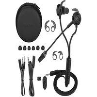 KSTE PLEXTONE G30 Stereo Bass in-Ear Headphones with Microphone Black