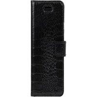 Xiaomi Redmi 4X- Surazo® Phone Case Genuine Leather- Cayme Black