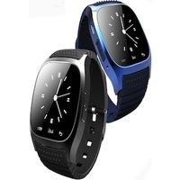 M26 Bluetooth Touch Screen Smart Watch Blue