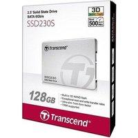 Dysk Ssd Transcend 2.5″ 128 Gb Sata Iii (6 Gb/s) 560Mb/s 300Ms/s
