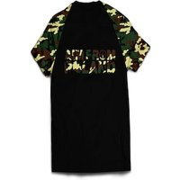 AIM FROM POLAND - Moro T-shirt XXL Black