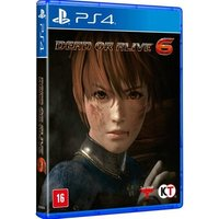 PS4 DEAD OR ALIVE 6 R3