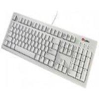 Labtec White Keyboard Plus, DE