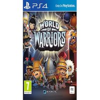 PS4 WORLD OF WARRIORS R2 (Physical)