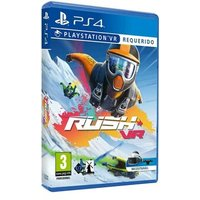 Rush VR (PSVR) PS4 (Sony PlayStation 4, 2018) Brand New - Physical Disk