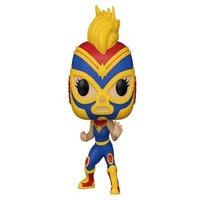 Figurka Funko Pop! #710 Kapitan Marvel Luchadores - Marvel