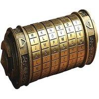 Romantic Gift Da Vinci Code Lock