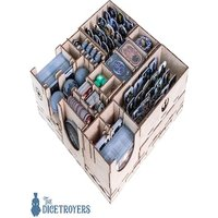 Star Wars Rebellion (base game or with Rise of the Empire expansion) Organizer Insert