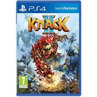 PS4 KNACK 2 ALL ENGLISH