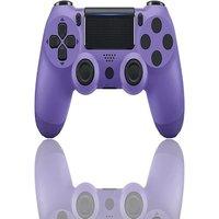 PS4 Controller Shock 4th Bluetooth Wireless Gamepad Joystick Remote Purple