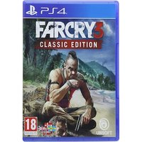 PS4 FAR CRY 3 CLASSIC EDITION R3 Physical