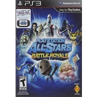 PS3 PLAYSTATION ALL STARS BATTLE ROYALE - R2