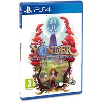 PS4 YONDER:THE CLOUD CATHER CHRONICLES - R2