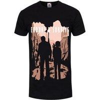 Men's Endure & Survive Tshirt Black / XXXL (Mens 46 to 48)