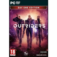 PC Outriders - Day One Edition   Physical Copy   (PC)