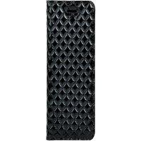 Lenovo / Motorola Moto G5s Plus / G5s+- Surazo® Genuine Leather Smart Magnet RFID- Quilted diamonds