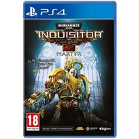 PS4 WARHAMMER 40,000 INQUISITOR MARTYR R2