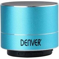 Portable Bluetooth Speakers Denver Electronics Bts-32 Blue 3W