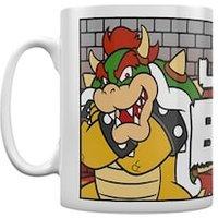 Super Mario Like A Boss Boxed Mug