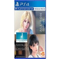 PS4 SUMMER LESSON ALLISON SNOW & CHISATO SHINJO R3 CHINESE VER(PSVR REQUIRE)