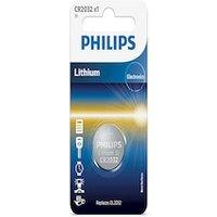 PHILIPS Bateria pastylkowa - LITOWA 3V 210MAH
