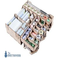 Fallout (base game or with New California expansion) Organizer Insert