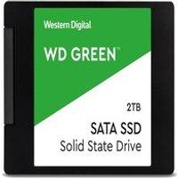Wd Green 2.5″ 2 Tb Sata Iii (6 Gb/s) 545Mb/s