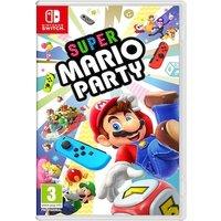 Super Mario Party Nintendo Switch Hardcopy