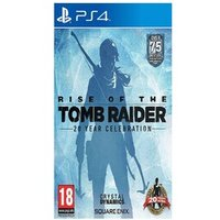 Rise of The Tomb Raider 20 Year Celebration Edition PS4 (PSVR) (AT PEGI) (deutsch) [uncut]