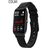 COLMI P8 1.4 inch Smart Watch Men Black