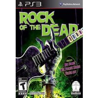PS3 ROCK OF THE DEAD -