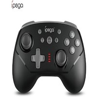 iPEGA PG - 9162B Mini Bluetooth Game Controller Wireless / Wired Connection for Switch