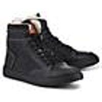 Freizeit-Sneaker von Another A in schwarz für Herren. Gr. 40,41,42,43,44,45,46