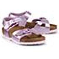 Birkenstock, Sandale Rio in lila, Sandalen für Mädchen