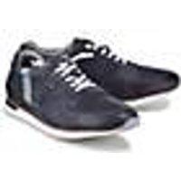 Bugatti City, Trend-Sneaker in blau, Sneaker für Herren