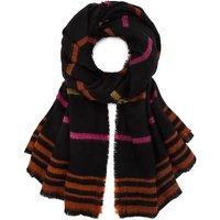 COX, Trend-Schal in schwarz, Tücher & Schals für Damen