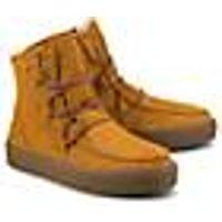 Schnür-Stiefelette von Ca´Shott in gelb für Damen. Gr. 38