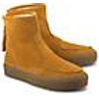 Velours-Boots von Ca´Shott in gelb für Damen. Gr. 38,41