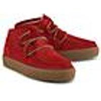 Winter-Boots von Ca´Shott in rot für Damen. Gr. 36,39,40