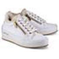 Rock Deluxe Zip 33 von Candice Cooper in weiß für Damen. Gr. 37,38,39,40,41